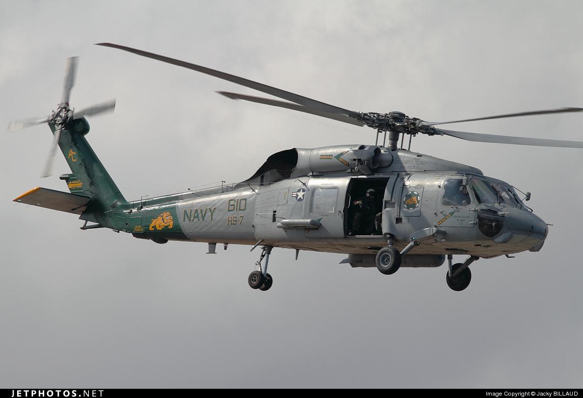 164610 - Sikorsky SH-60F Seahawk - United States - US Navy (USN)
