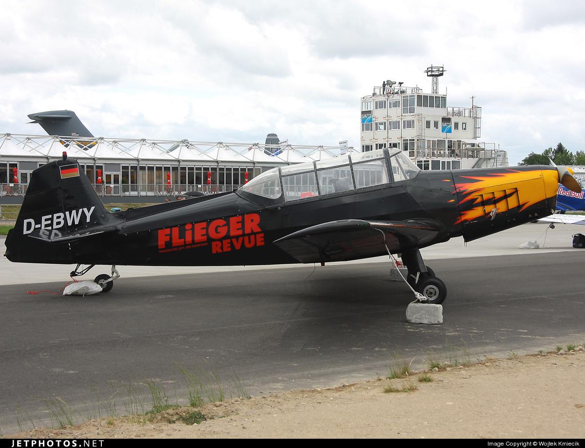 D-EBWY - Zlin 226T - FLiEGERREVUE-Airshow-Team