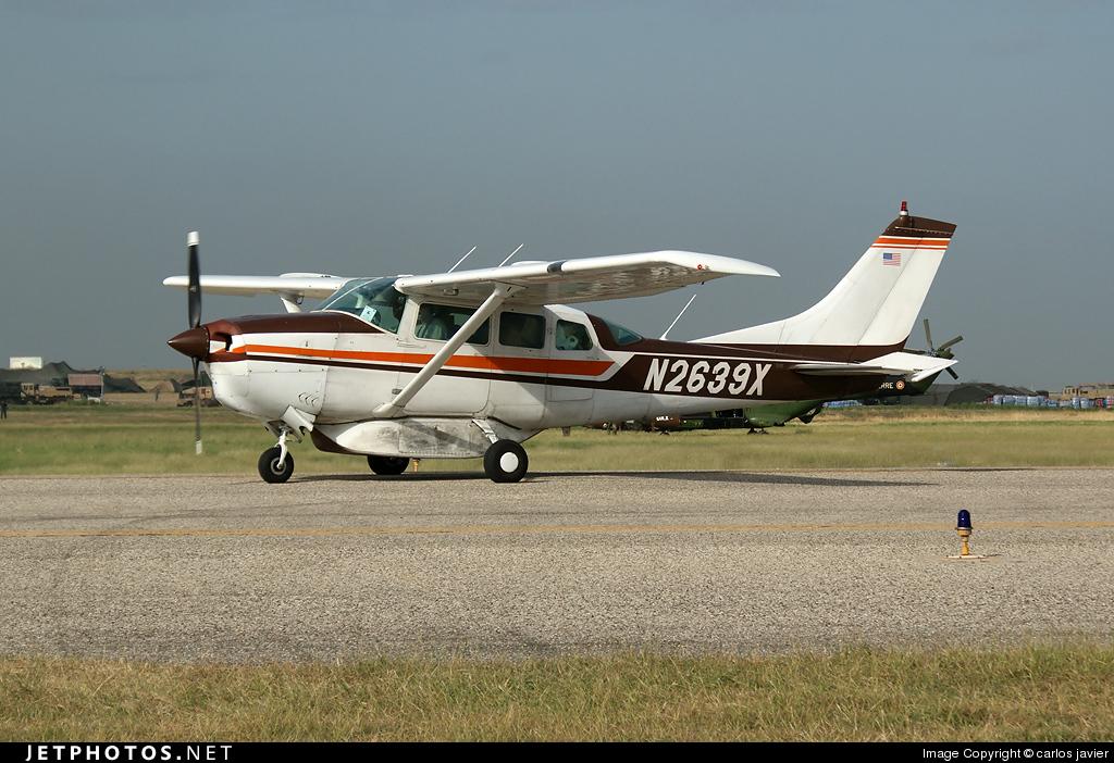 N2639X - Cessna P206 Super Skylane - Private