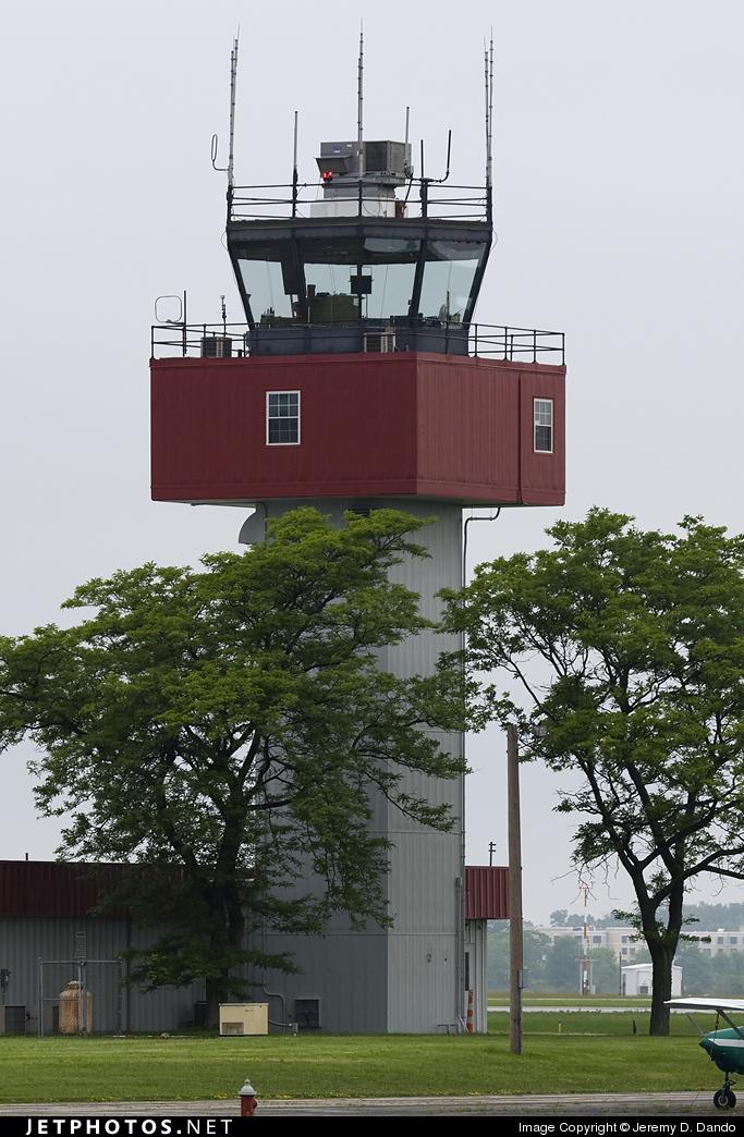 KOSU - Airport - Control Tower