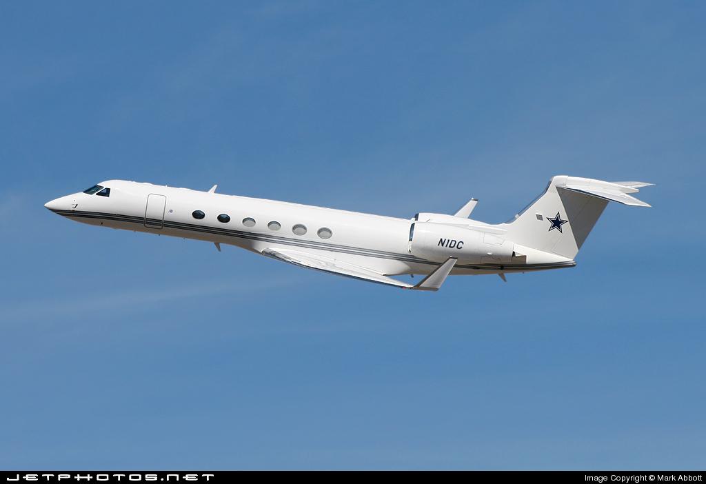 N1DC - Gulfstream G-V - Private