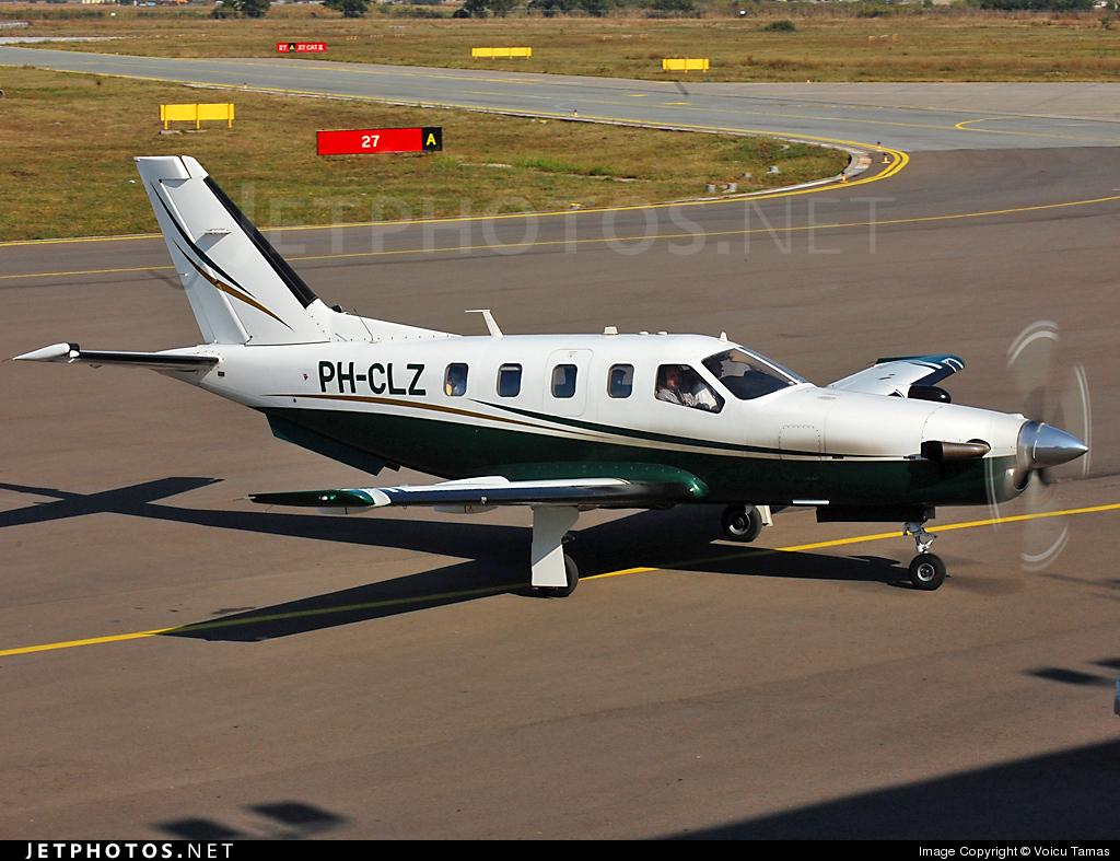 PH-CLZ - Socata TBM-700 - Private