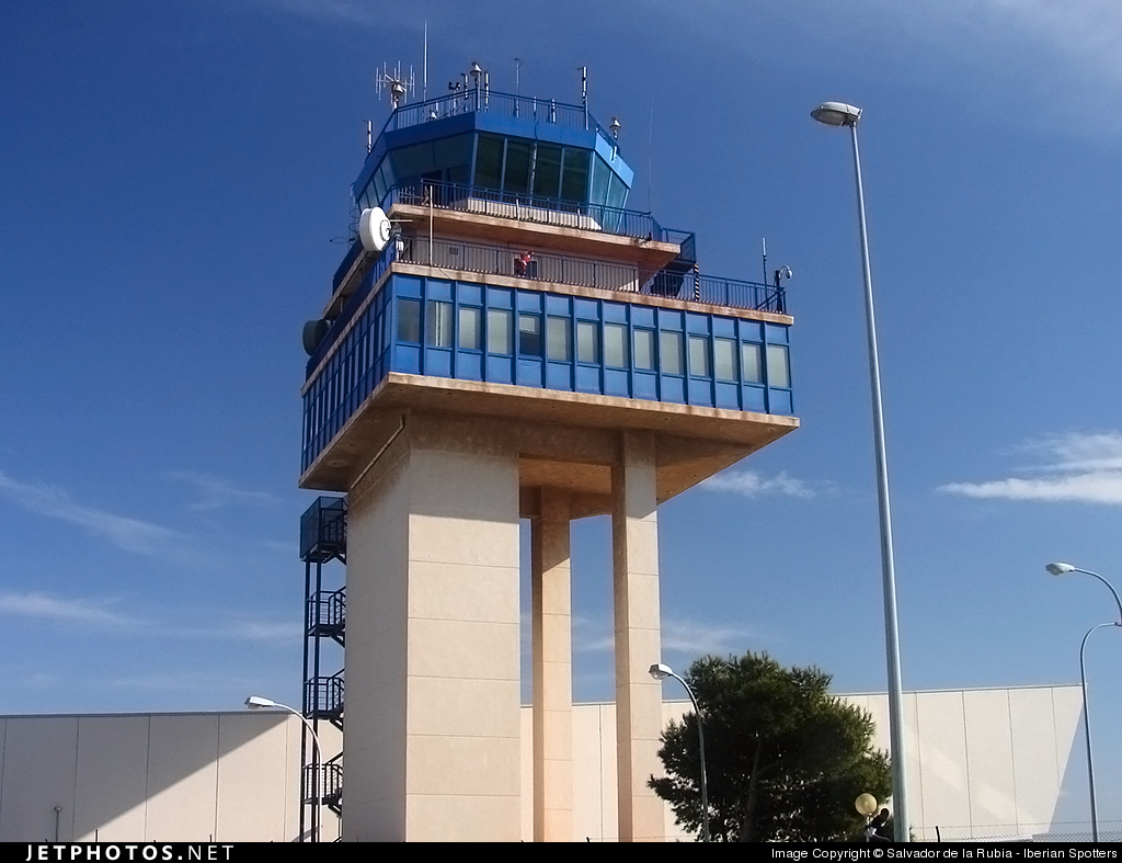 LEAM - Airport - Control Tower