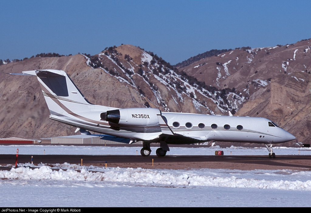 N235DX - Gulfstream G-IV - Private