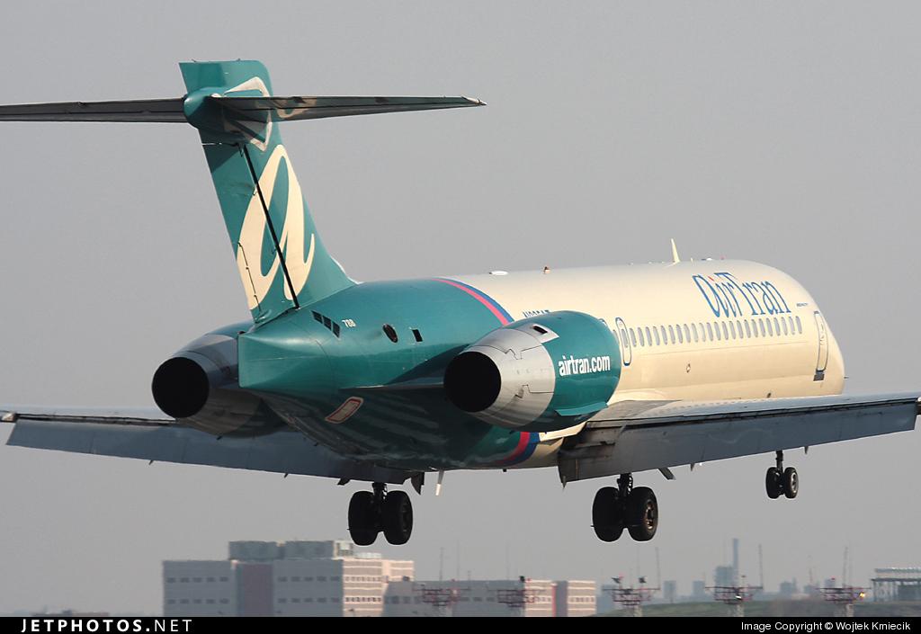 N925AT - Boeing 717-231 - airTran Airways