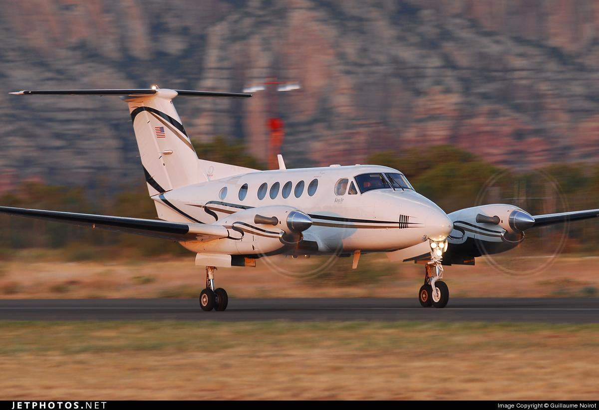 N625GA - Beechcraft B200 Super King Air - Private