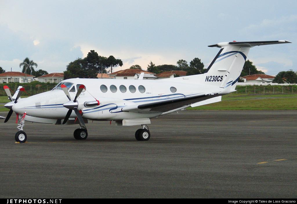 N230CS - Beechcraft 200 Super King Air - Private