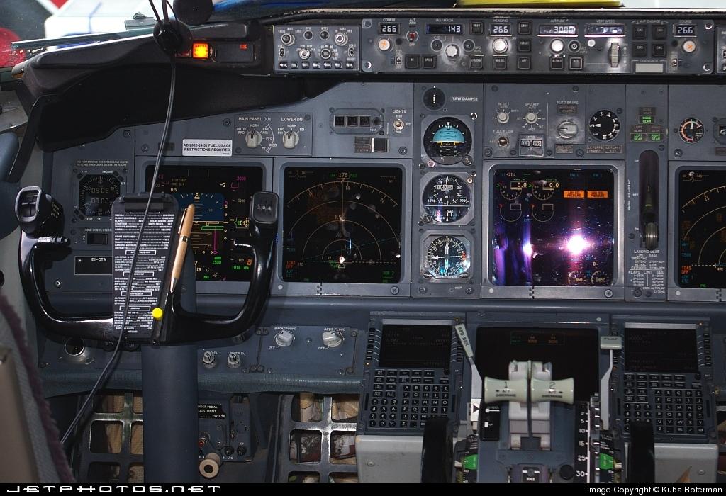 EI-CTA - Boeing 737-8AS - Ryanair