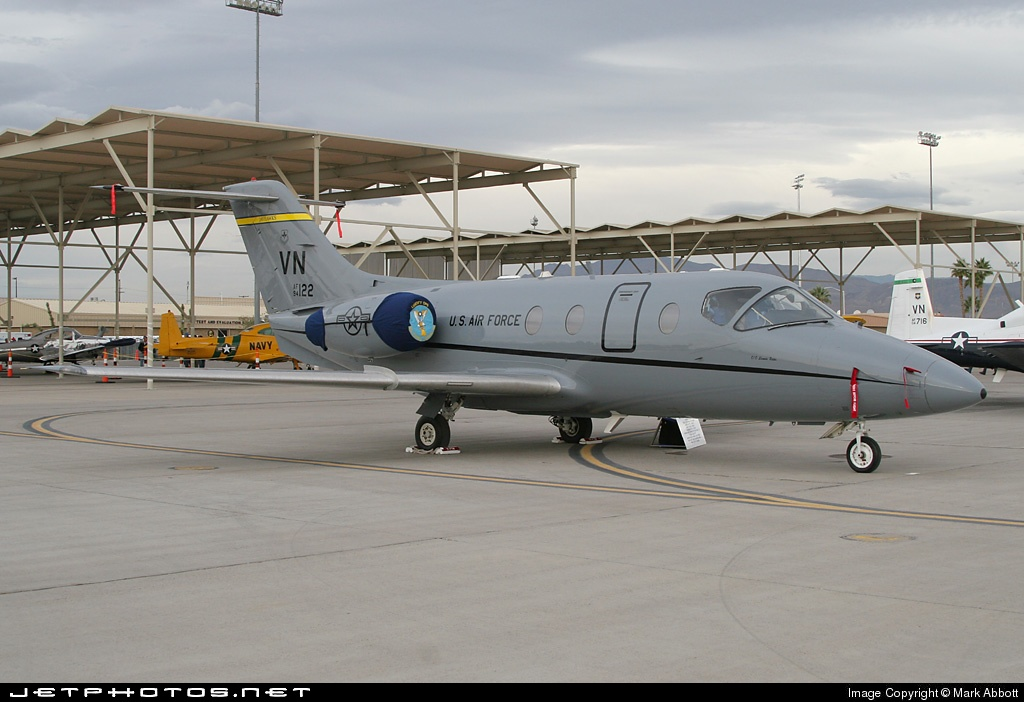 04-0122 - Beechcraft T-1A Jayhawk - United States - US Air Force (USAF)