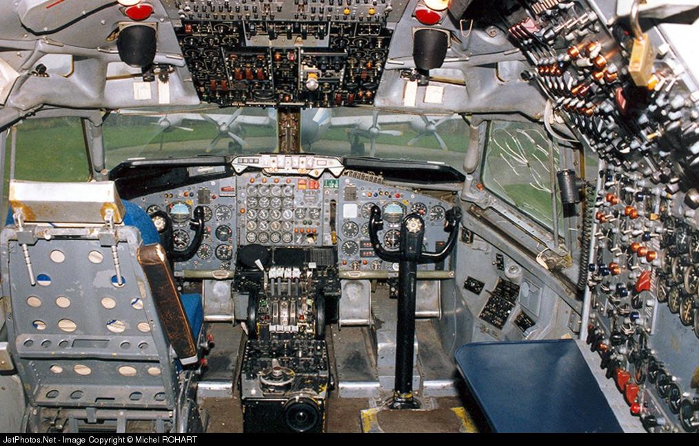 F-BHSF - Boeing 707-328 - Air France