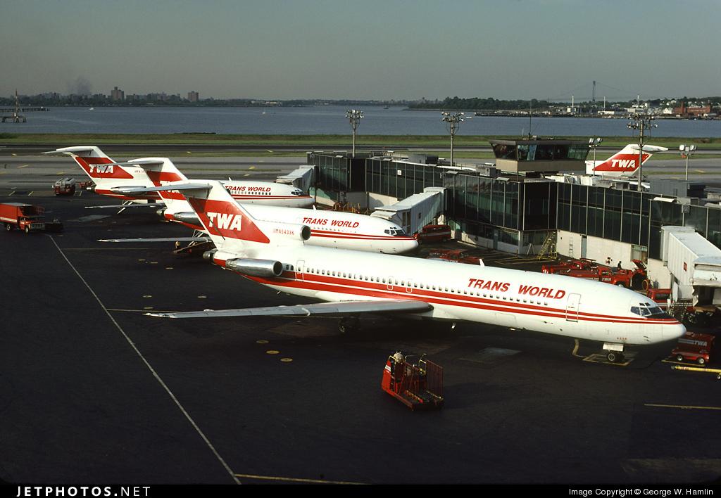 N54336 - Boeing 727-231 - Trans World Airlines (TWA)
