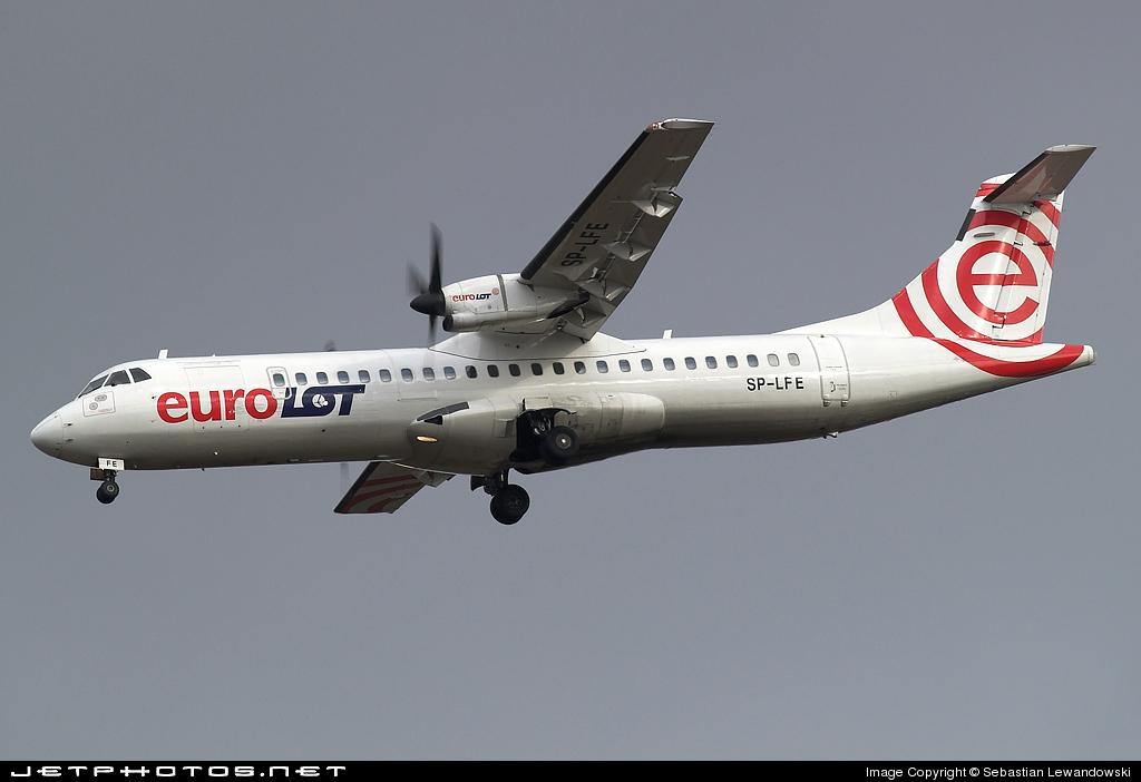 SP-LFE - ATR 72-202 - EuroLOT
