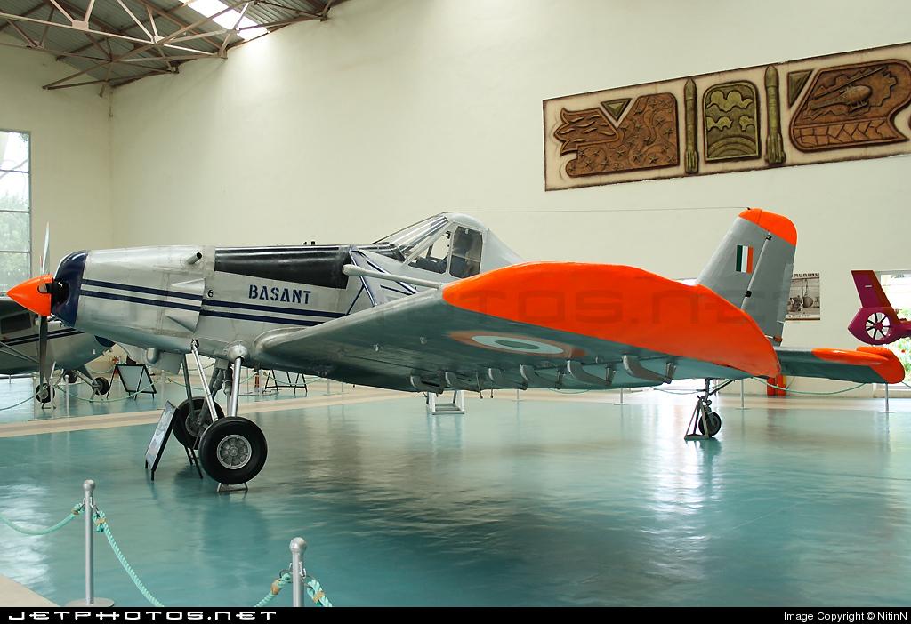 - Hindustan Aeronautics HA-31 Basant  - India - Air Force