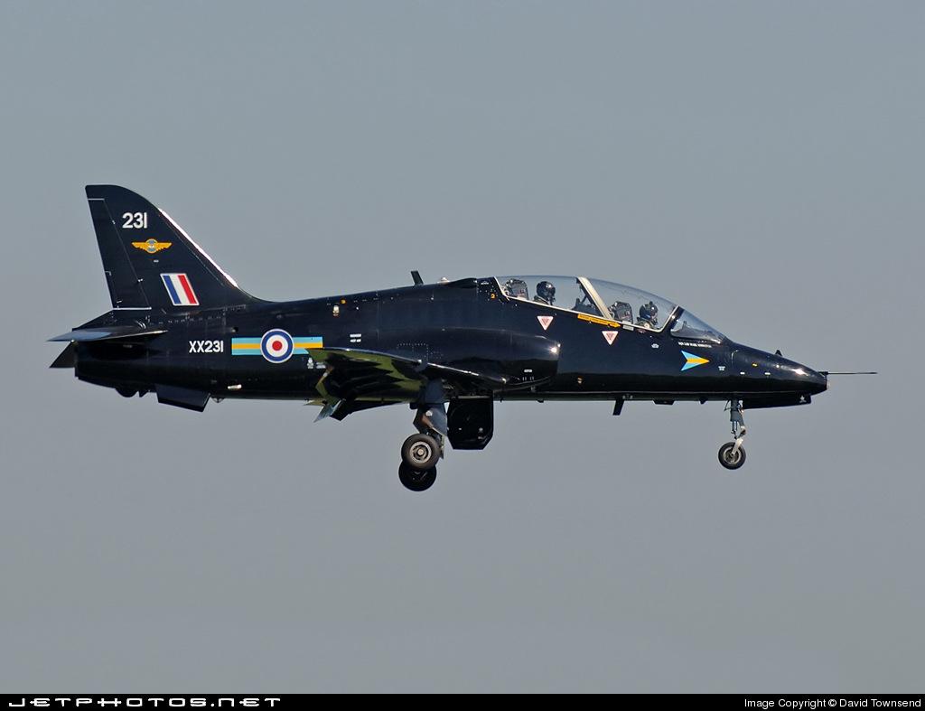 XX231 - British Aerospace Hawk T.1W - United Kingdom - Royal Air Force (RAF)