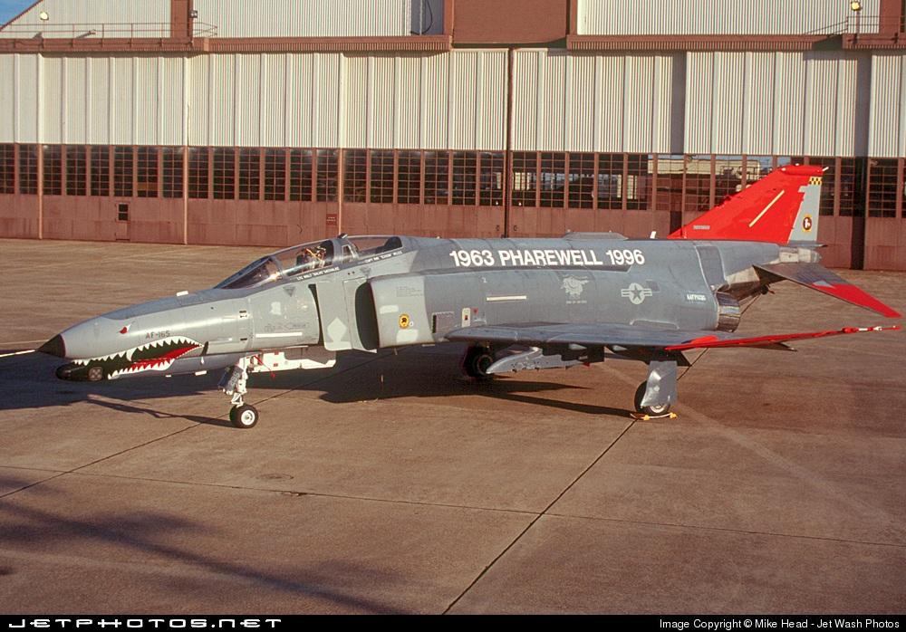 69-7295 - McDonnell Douglas F-4G Phantom II - United States - US Air Force (USAF)