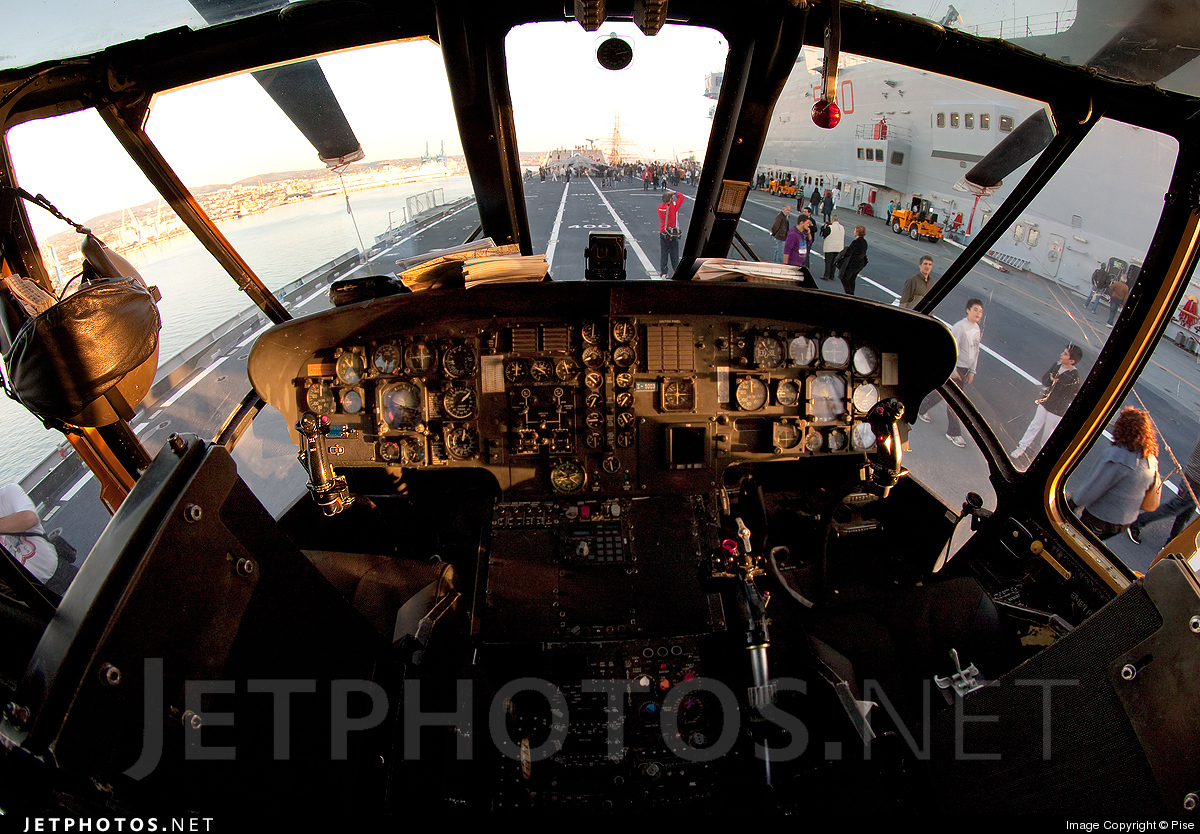 MM5003N - Sikorsky SH-3D Sea King - Italy - Navy