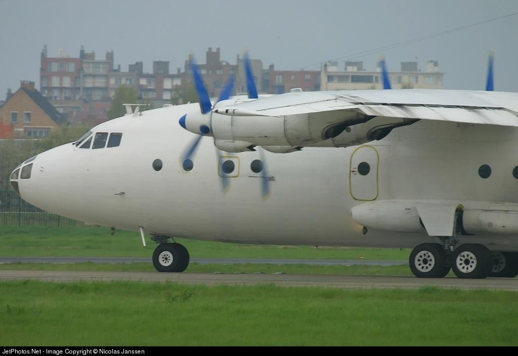LZ-SFS - Antonov An-12BP - Air Sofia