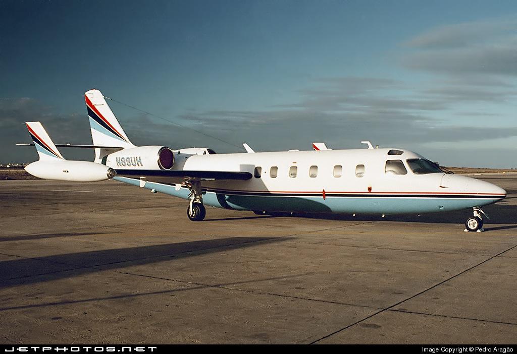 N89UH - IAI 1124A Westwind II - Private