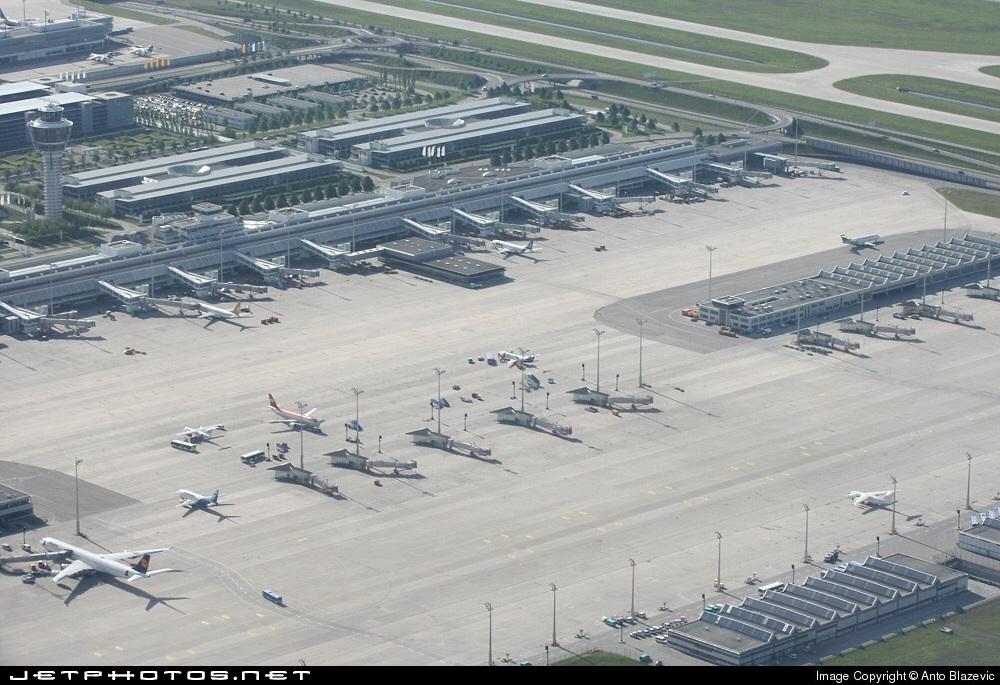 EDDM - Airport - Ramp