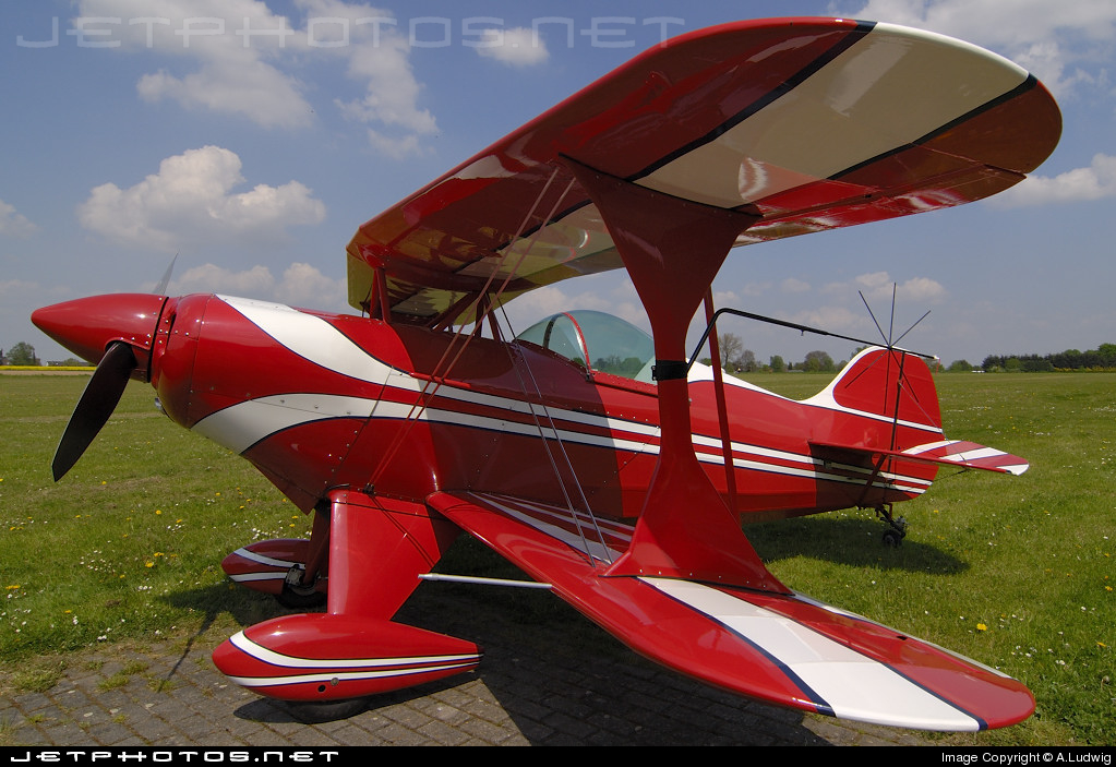 N202WL - Pitts S-1 Special - Private