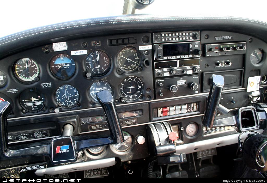 VH-FTU - Piper PA-28-161 Warrior II - Schofields Flying Club