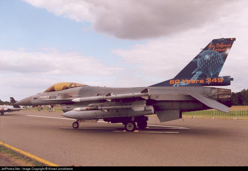 FA-106 - General Dynamics F-16AM Fighting Falcon - Belgium - Air Force
