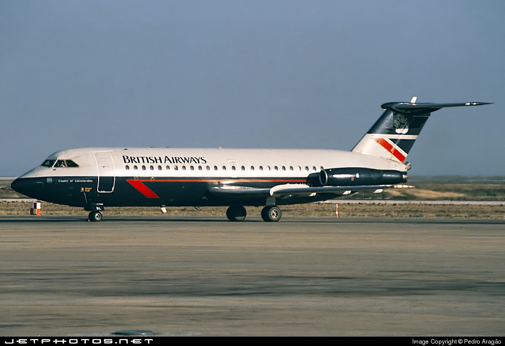 G-AWBL - British Aircraft Corporation BAC 1-11 Series 416EK - British Airways