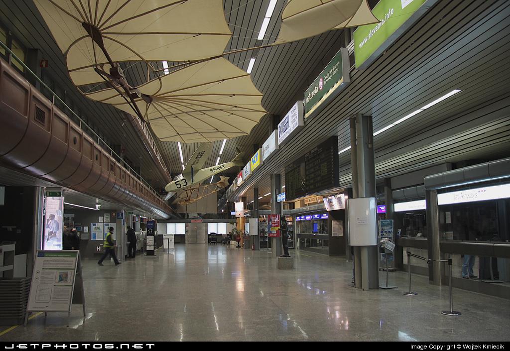 LJLJ - Airport - Terminal