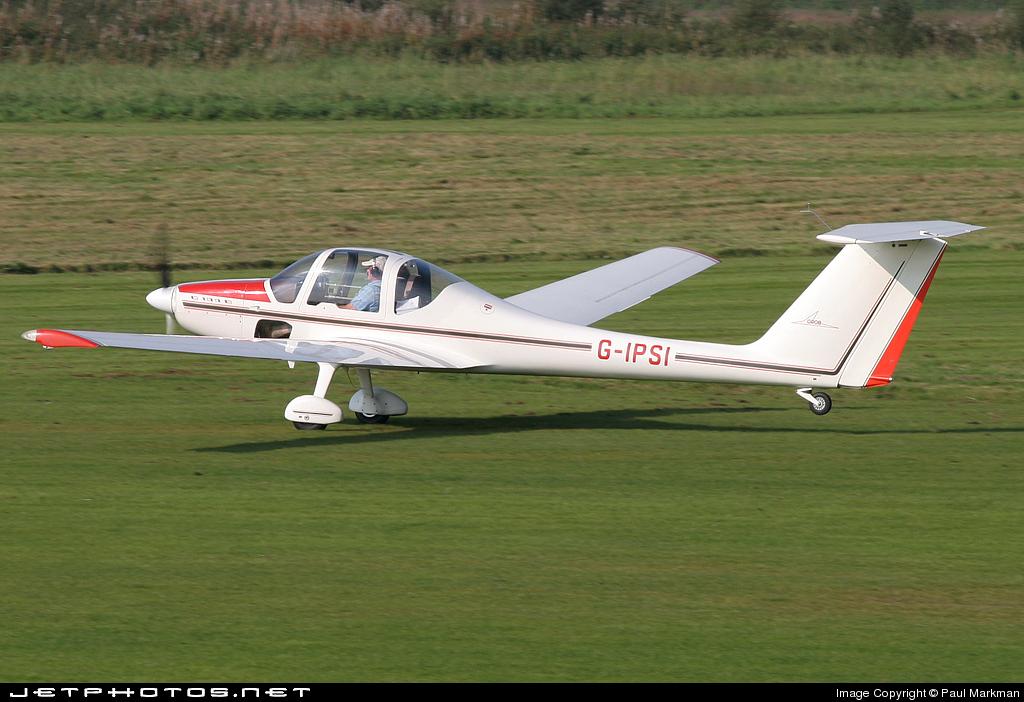 G-IPSI - Grob G109 - Private