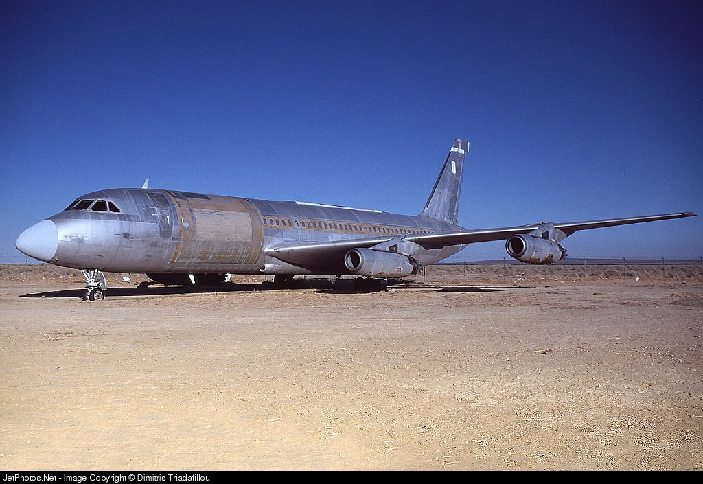 - Convair CV-880 - Untitled