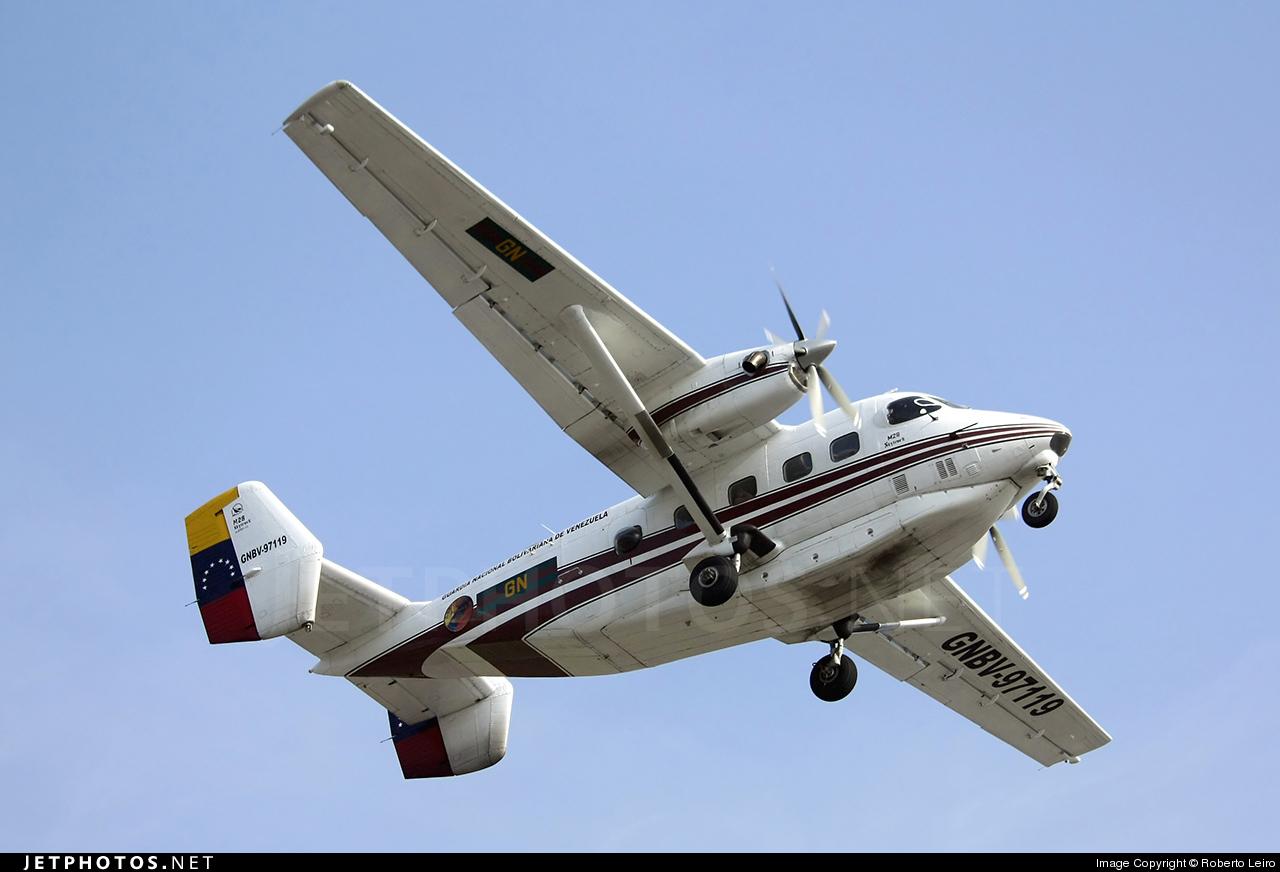 GNBV-97119 - PZL-Mielec M-28 Skytruck - Venezuela - National Guard