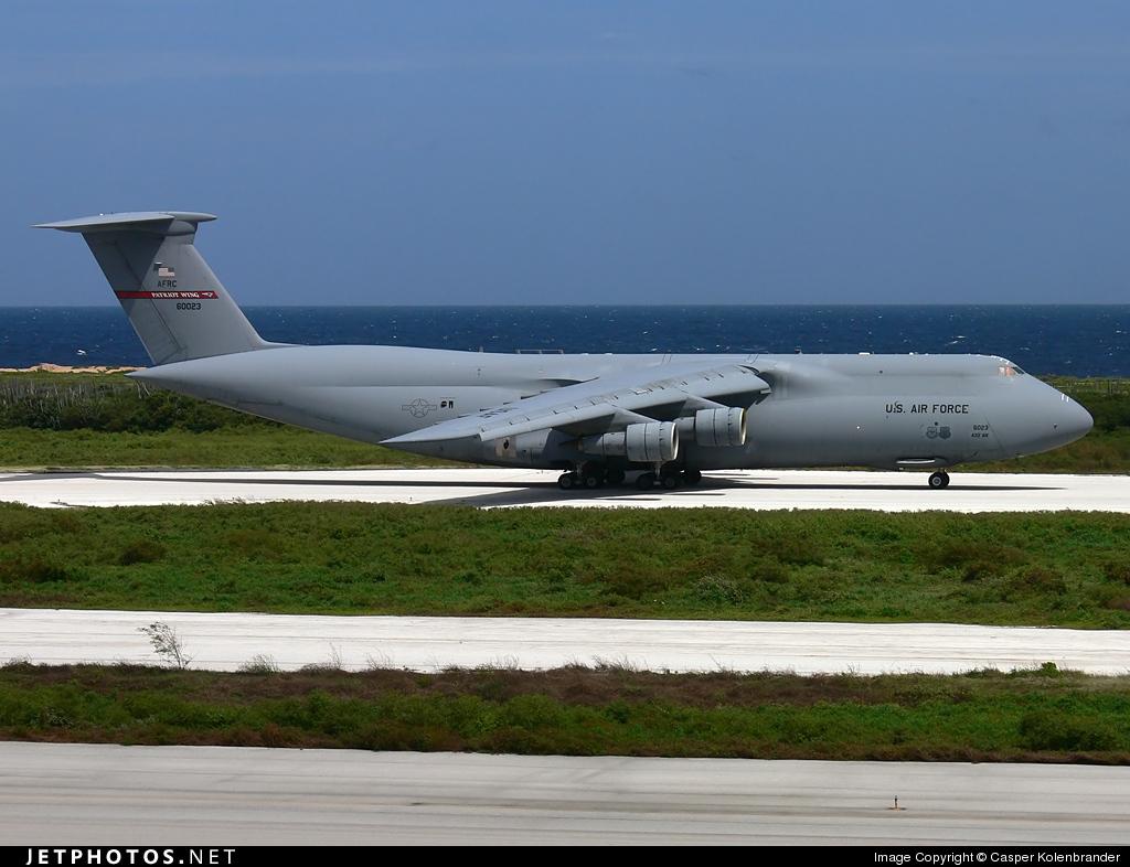 86-0023 - Lockheed C-5 Galaxy - United States - US Air Force (USAF)