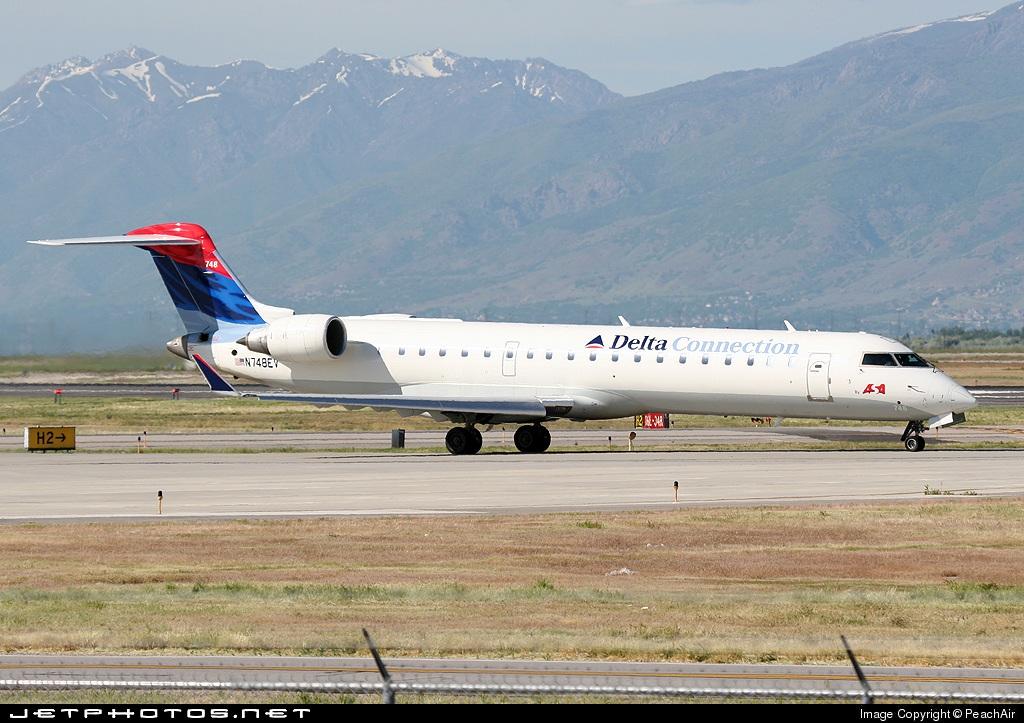 N748EV - Bombardier CRJ-701ER - Delta Connection (Atlantic Southeast Airlines)