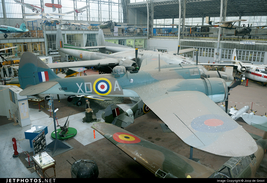 9895 - Bristol Bolingbroke IVT - Canada - Royal Canadian Air Force (RCAF)