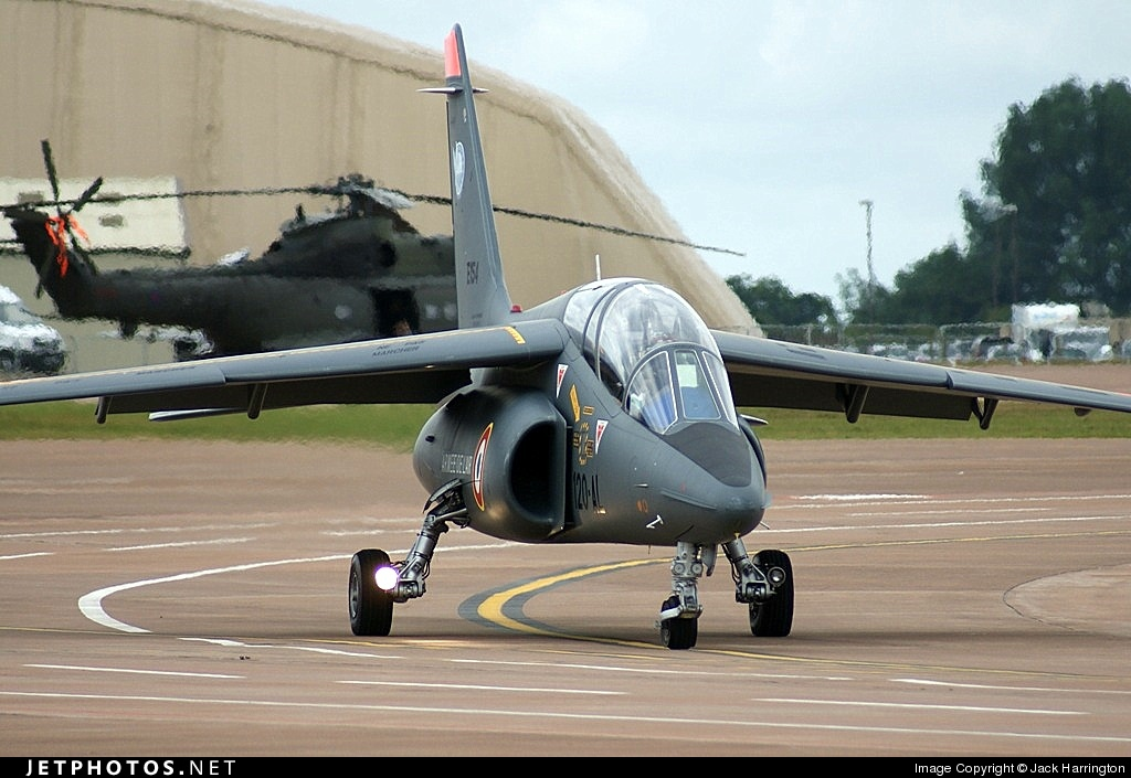 E154 - Dassault-Breguet-Dornier Alpha Jet E - France - Air Force