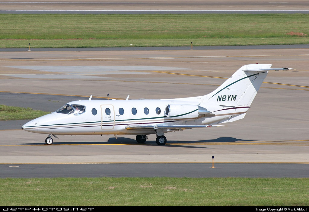 N8YM - Beechcraft 400A Beechjet - Private
