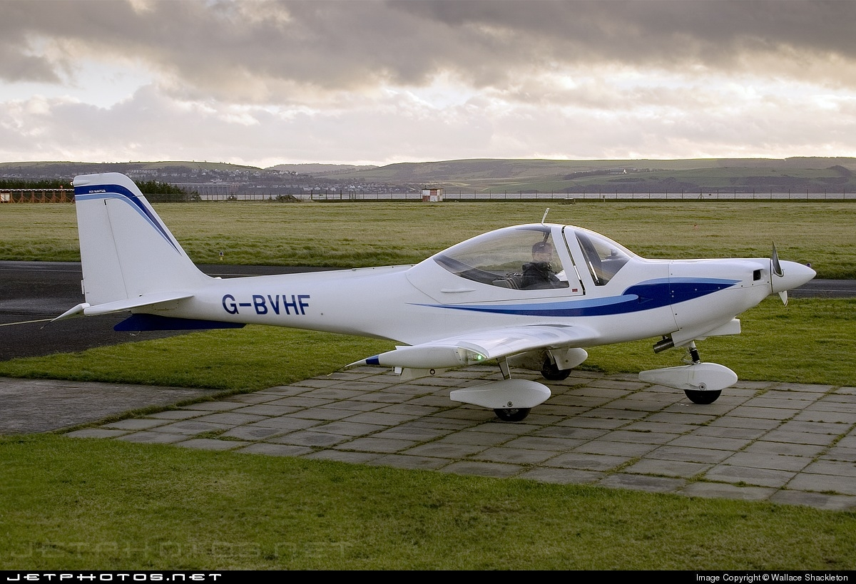 G-BVHF - Grob G115D - Tayside Aviation