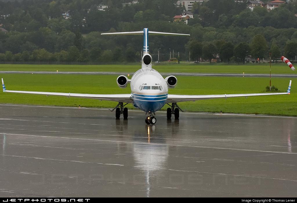 VP-CJN - Boeing 727-76 - Starling Aviation