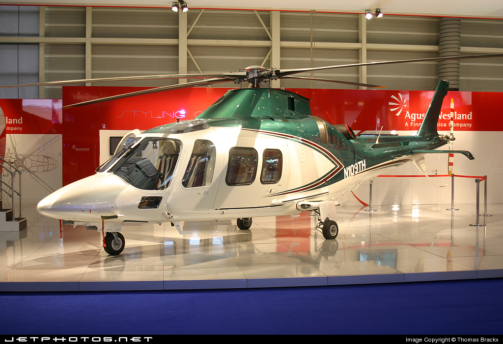 N109TH - Agusta A109CM - Private