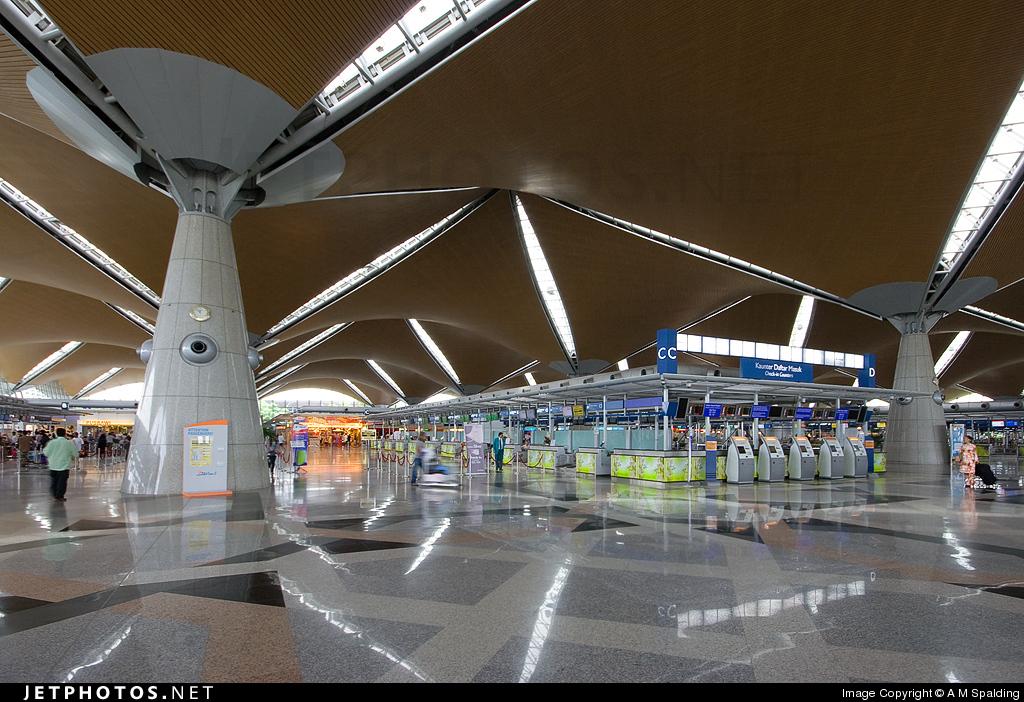 WMKK - Airport - Terminal