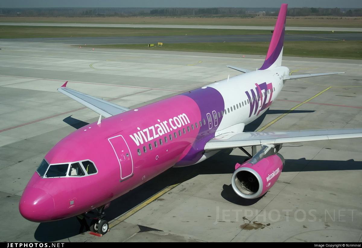 HA-LPH - Airbus A320-232 - Wizz Air