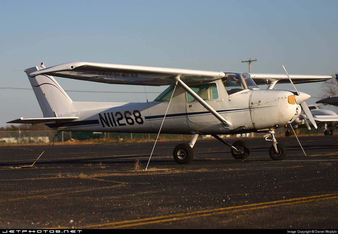 N11268 - Cessna 150L - Private
