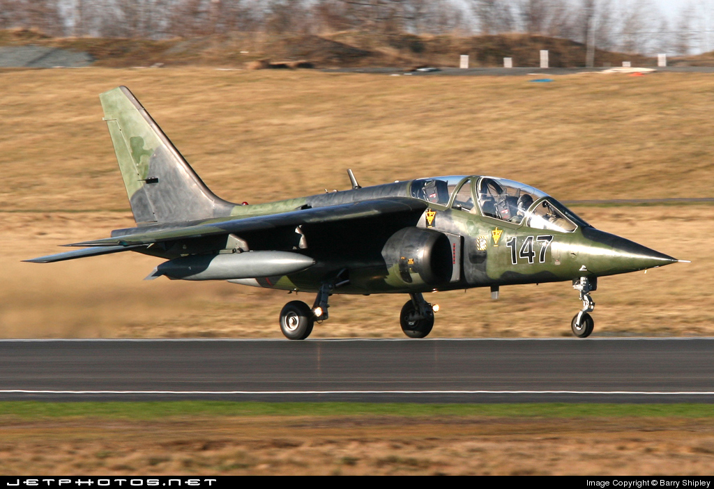 C-GUTA - Dassault-Dornier Alpha Jet A - Private
