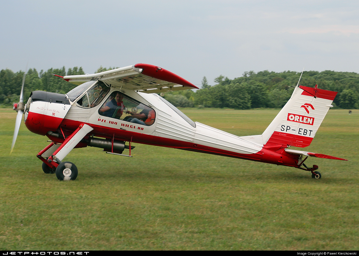 SP-EBT - PZL-Okecie 104 Wilga 80 - Aero Club - Ziemi Mazowieckiej