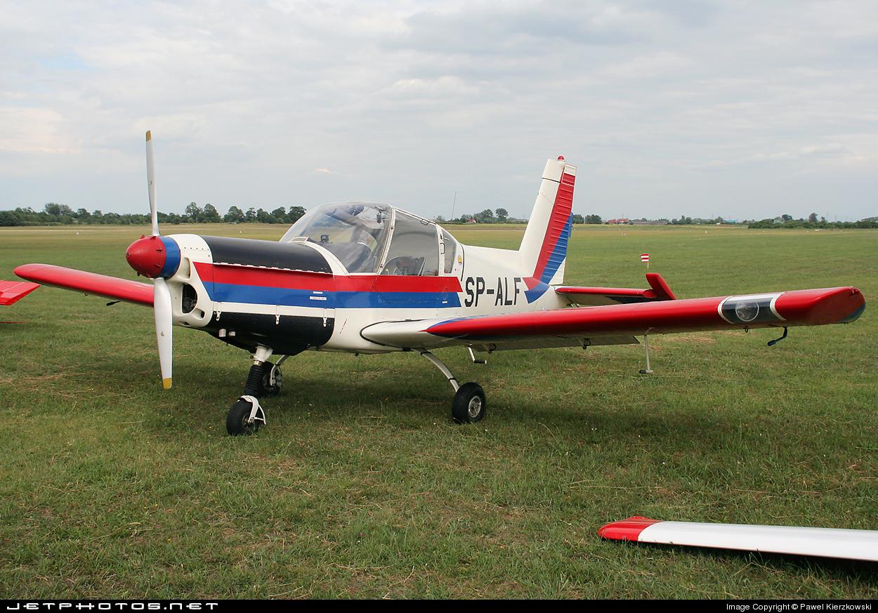 SP-ALF - Zlin 42M - Aero Club - Ziemi Mazowieckiej