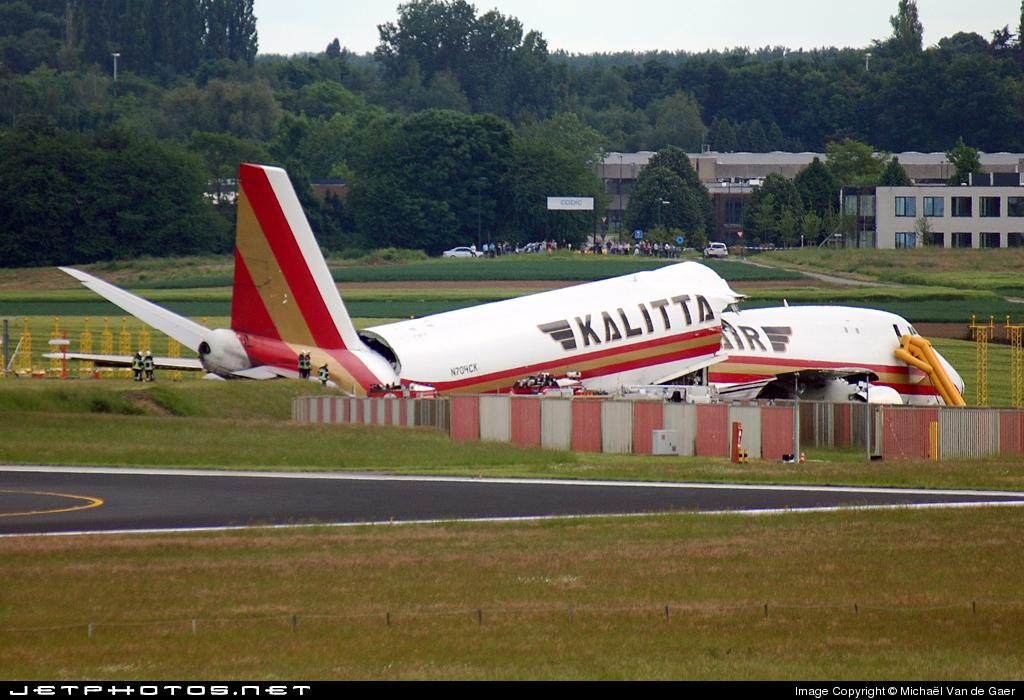 N704CK - Boeing 747-209F(SCD) - Kalitta Air