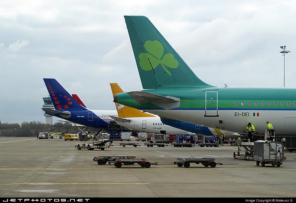 EBBR - Airport - Ramp
