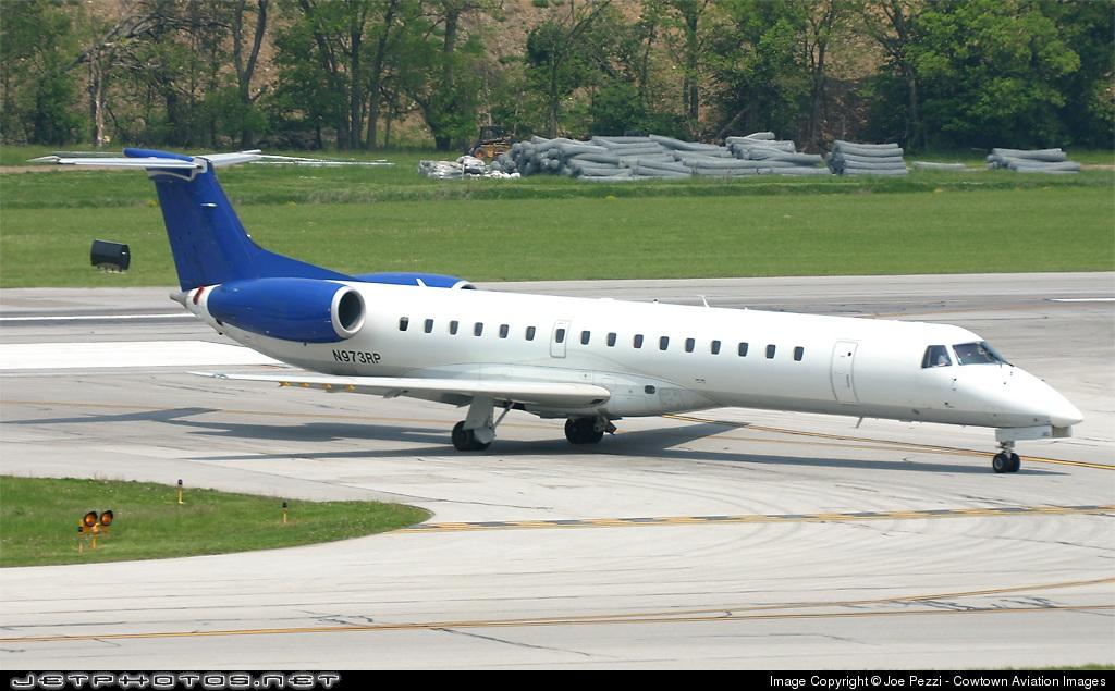 N973RP - Embraer ERJ-145MP - Chautauqua Airlines
