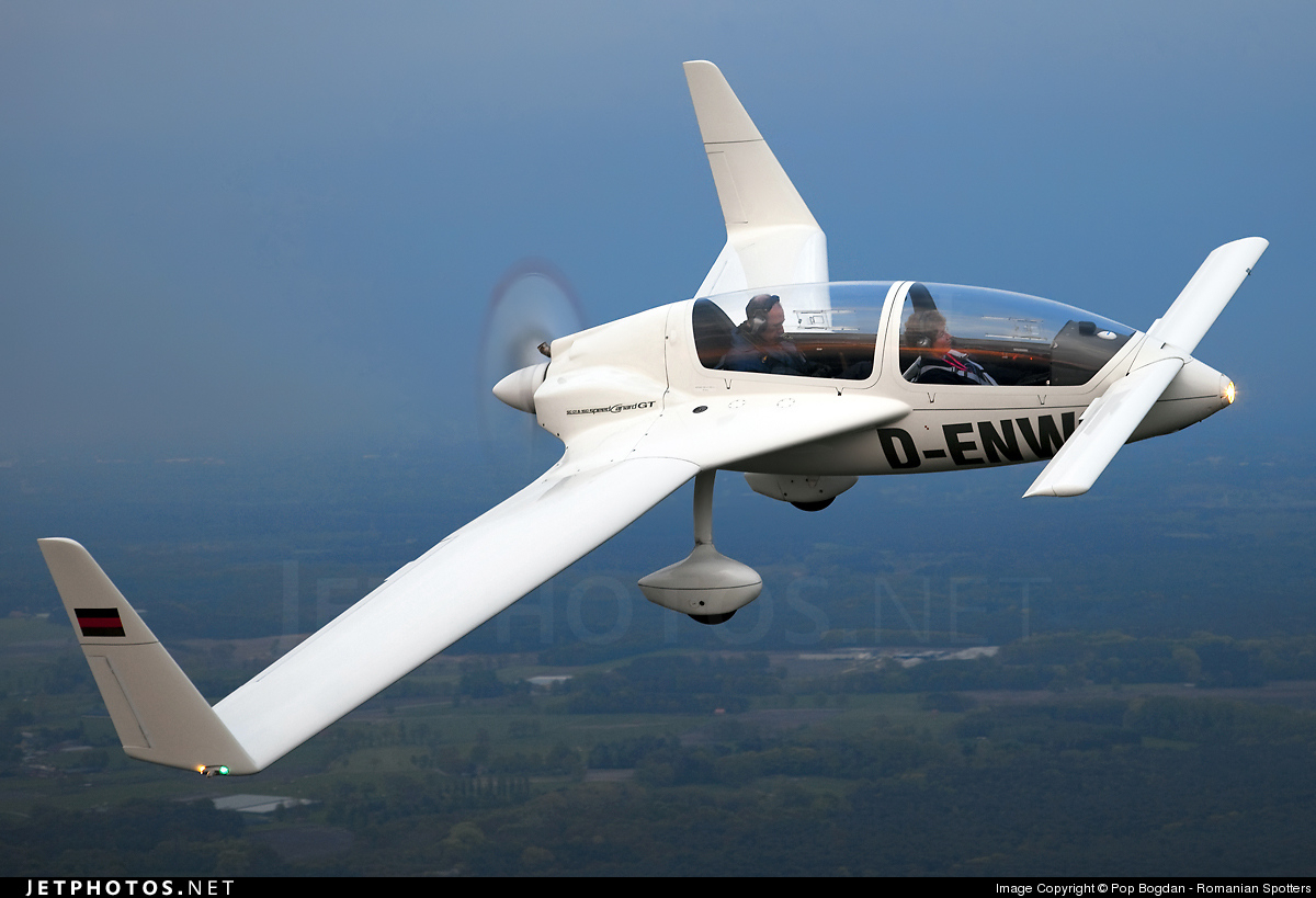 D-ENWG - Gyroflug SC.01 Speed Canard - Private