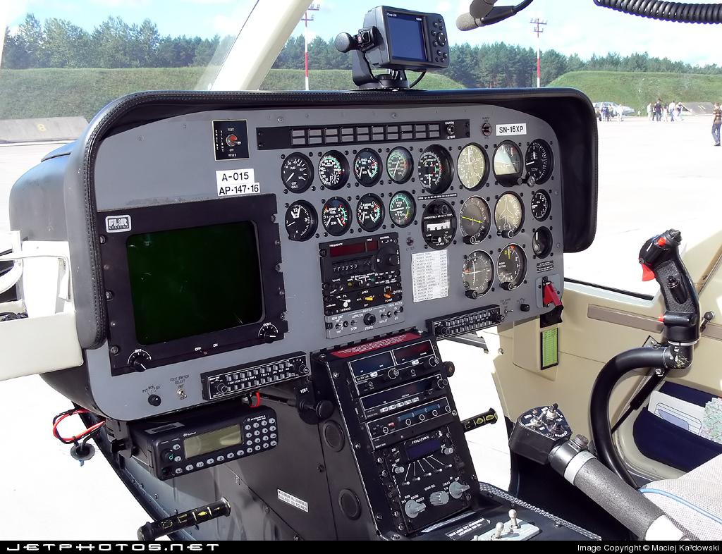 SN-16XP - Bell 206B JetRanger II - Poland - Police